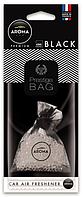Освежитель Aroma Car Prestige fresh bag ♨ аромат black