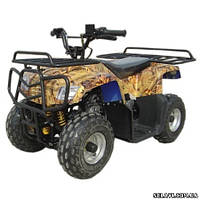 Подростковый детский квадроцикл 50км/ч БЕНЗИНОВЫЙ HUMMER ATV-420сс110