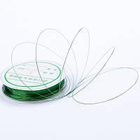 """Проволочка для дизайна ногтей """"Wire Nails"""" (Зеленая)"""