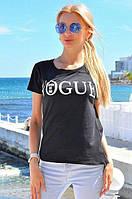 Повседневная женская летняя футболка VOGUE P6847