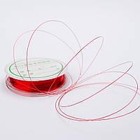 """Проволочка для дизайна ногтей """"Wire Nails"""" (Красная)"""