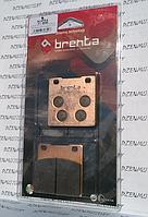 Качественные итальянские  тормозные синтетические колодки для Вашей  мототехники BRENTA   4052