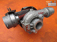 Турбина Nissan Juke 1.5 dci. Турбокомпрессор к Ниссан Жук 16289R (H82728404)