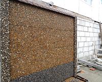 Еврозаборы по технологии Мытый бетон