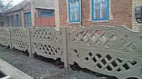 Еврозабор из бетона Горловка
