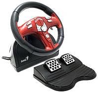 Руль Genius Trio Racer FF