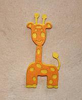 Высечка Жирафик  399-15, фото 1