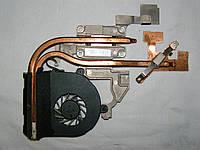 Система охлаждения Acer Aspire 5551G 5552G.Рабочая!