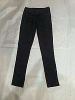 Детские школьные брюки лосины стрейч 116-140 см