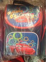 Ранец детский ортопедический Тачки Маквин (Ferrari) + спиннер в подарок!!!