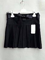 Детская школьная юбка для девочки (6 - 12 лет) купить оптом недорого