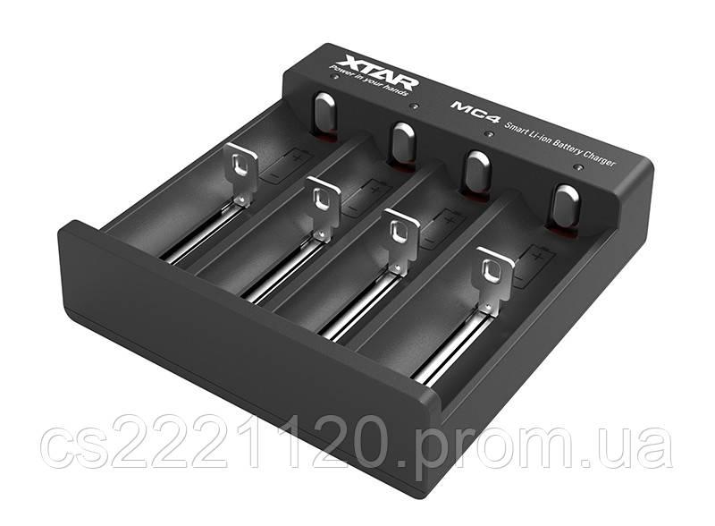 Зарядное устройство XTAR MC4