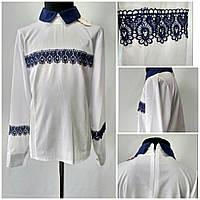 """Нарядная  блузка  """"Сэра""""  для девочки 6-12 лет"""