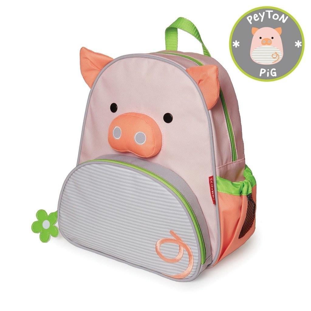 Рюкзак-поросёнок dr kong рюкзаки в школу