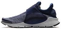 Мужские кроссовки Nike Sock Dart Grey