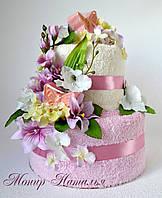 """Торт из полотенец """"Благоухание"""", фото 1"""