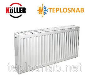 Радиатор стальной 22K 500x500 Koller (Турция)