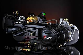 """Двигатель в сборе 150cc 157QMJ (13"""" колесо) под два амортизатора TMMP"""