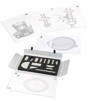 Набор оборудования по теме «Оптика с блоком лазерных лучей»