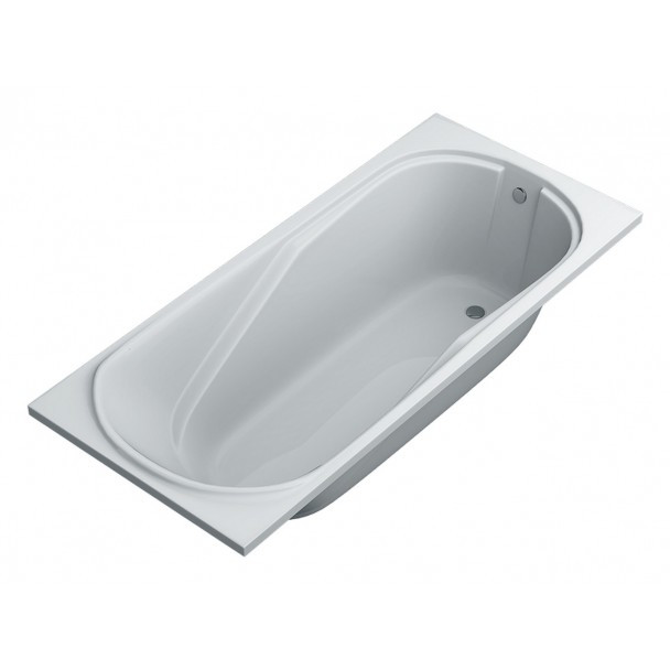 Ванна MONICA 170Х75 акрилова прямокутна Swan