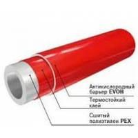 Труба Triterm Rosso 16х2,0 (100м) Unidelta