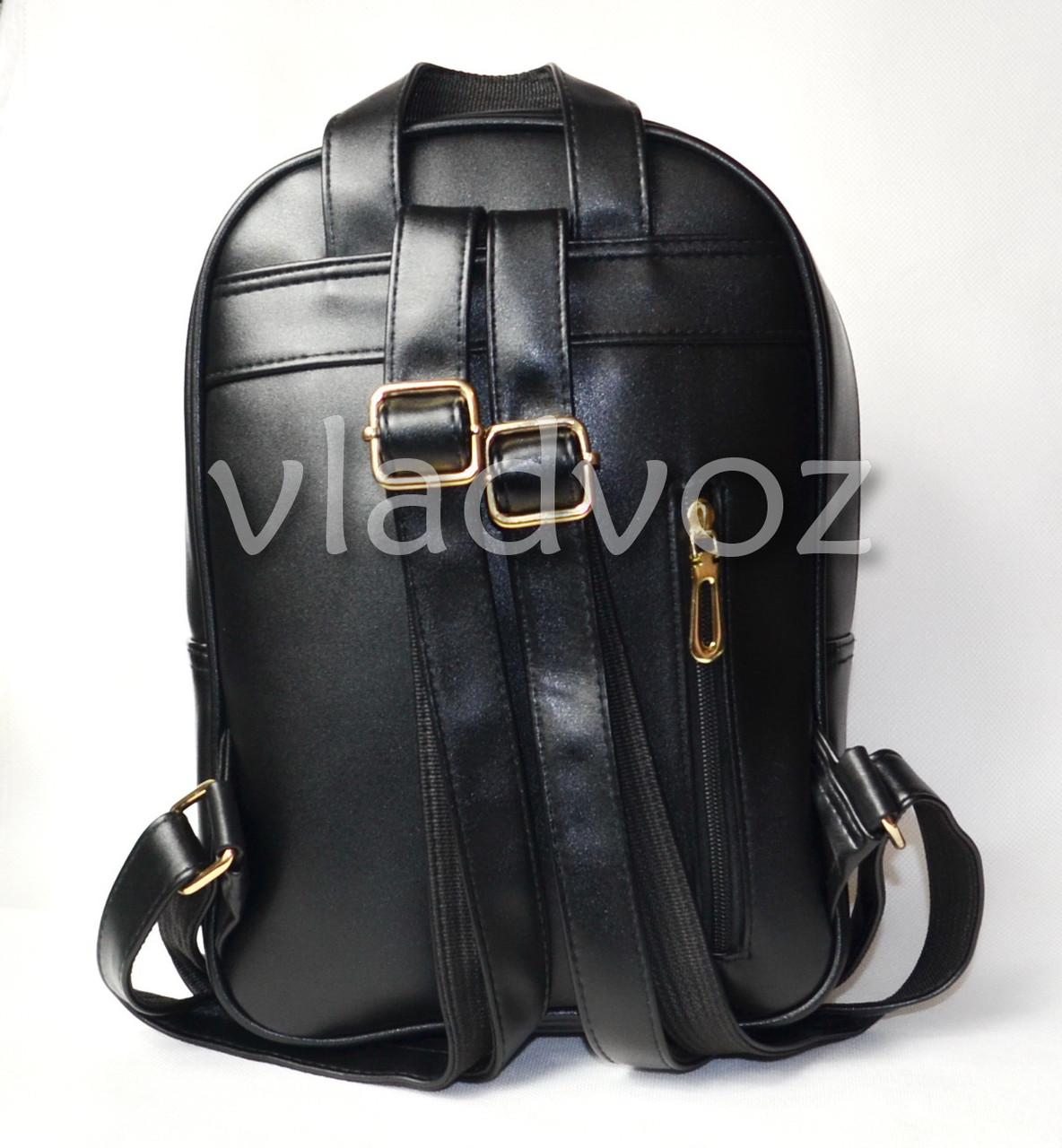 Фото молодежного подросток девочка модный рюкзака