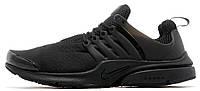 Мужские кроссовки Nike Air Presto QS Fleece Triple Black