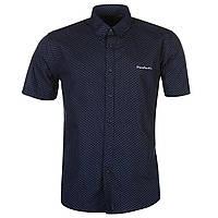 Рубашка мужская Pierre Cardin короткий рукав