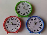 Настольные часы круглые (3 цвета)