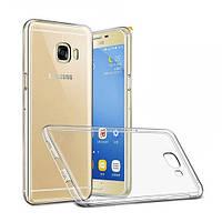 Силиконовый чехол для Samsung Galaxy A7 2017 A720, G491