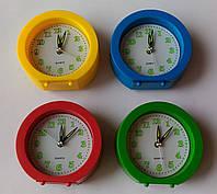 Настольные часы круглые утолщенные (4 цвета)