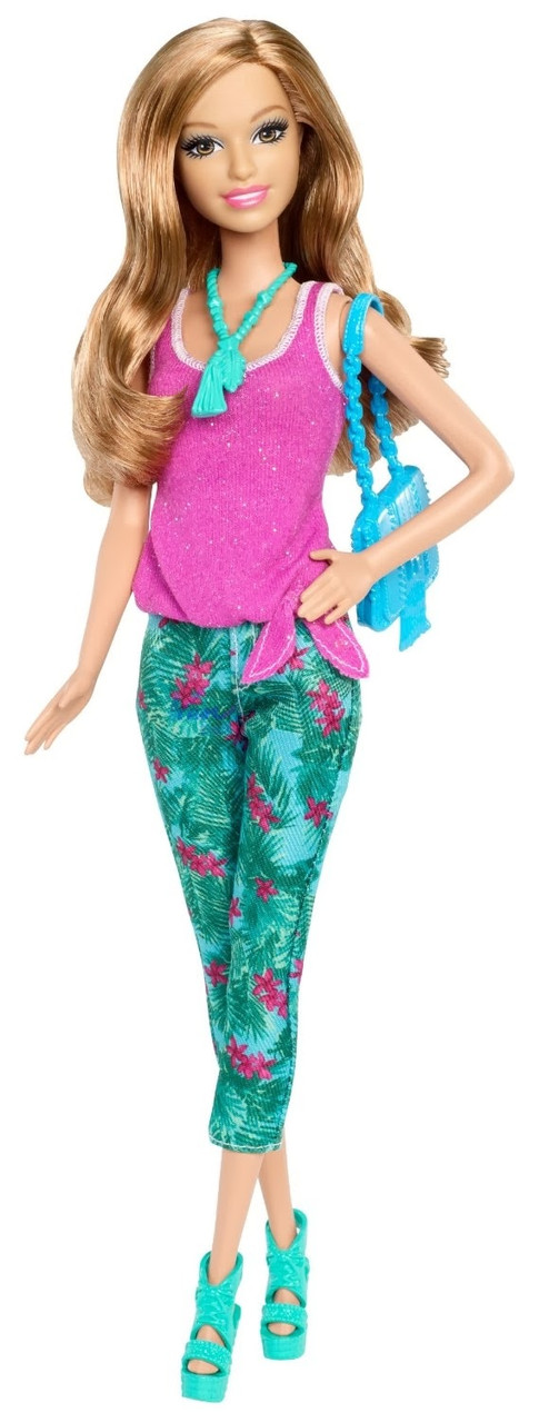 Barbie Style Кукла Mattel Barbie Тропики Sammer BHY15