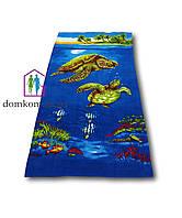 Полотенце для пляжа Turtles 75х150 см