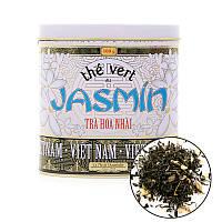 TdO Органический Вьетнамский зеленый чай с жасмином / Organic Jasmine Green Tea Vietnam, 100 г