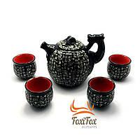 Чайный сервиз восточный Дракон