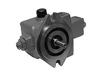 Пластинчатые регулируемые насосы с регулятором давления PVЕ