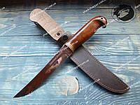 Нож охотничий Засапожный Ручная работа