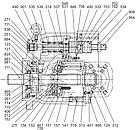 Аксіально-поршневий насос Kawasaki K3/K3VL, фото 3