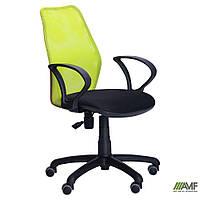 Кресло Oxi/АМФ-4 сиденье А-79/спинка Сетка лайм, фото 1