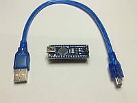 Arduino Nano V3 CH340 ATmega328, mini USB шнур в комплекте