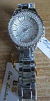 """Шикарные серебристые часы с фианитами """"Анталия"""" от студии LadyStyle.Biz"""