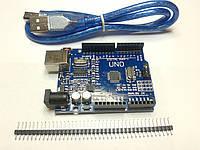 Arduino UNO R3 CH340 ATmega328, USB шнур в комплекте