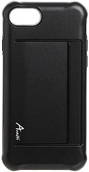 Чехол для мобильного телефона Avatti Mela Extreme PC Cover Black для iPhone 7