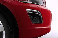 Накладки переднего бампера R-Design для Volvo XC60 08-2013 Новый Оригинальный
