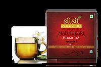 Чай мадхукари - madhukari herbal tea активизирует организм минералами и витаминами / 100 г