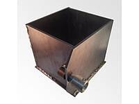 Форма куба 1ФК-150, для бетонных образцов 150х150х150мм