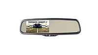 Зеркало заднего вида автомобиля со встроенным монитором Gazer MM70x