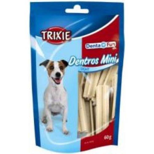 Лакомство для собак Denta Fan Dentros Mini, Trixie, 60 грм, фото 2