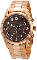 Наручные мужские часы Romanson AM0333HMRG BR оригинал