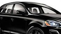 Накладки зеркал заднего вида для Volvo XC60 Новые Оригинальные